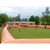 KNVB voetbaltruuk in Riel