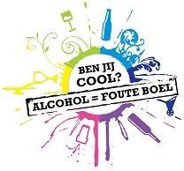... slogan campagne alcohol en drugspreventie bij jongeren in Hilvarenbeek: www.rondjegoirle.nl/nw-8050-7-3299901/nieuws/ben_jij_cool_alcohol...