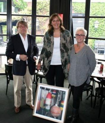 Kunstkriebels in Restaurant de Eetkamer Goirle - RondjeGoirle ...