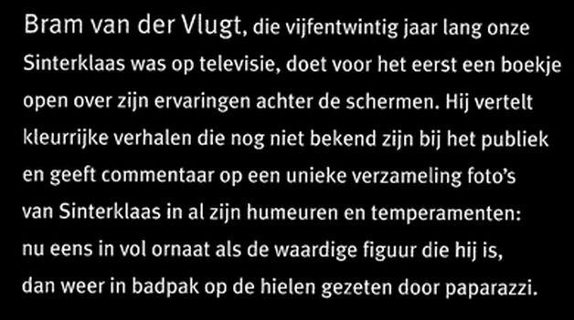 Sinterklaas Bestaat Bram Van Der Vlugt Bram Van Der Vlugt 1934